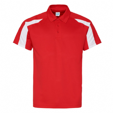 AWDis Cool Contrast Polo Shirt JC043